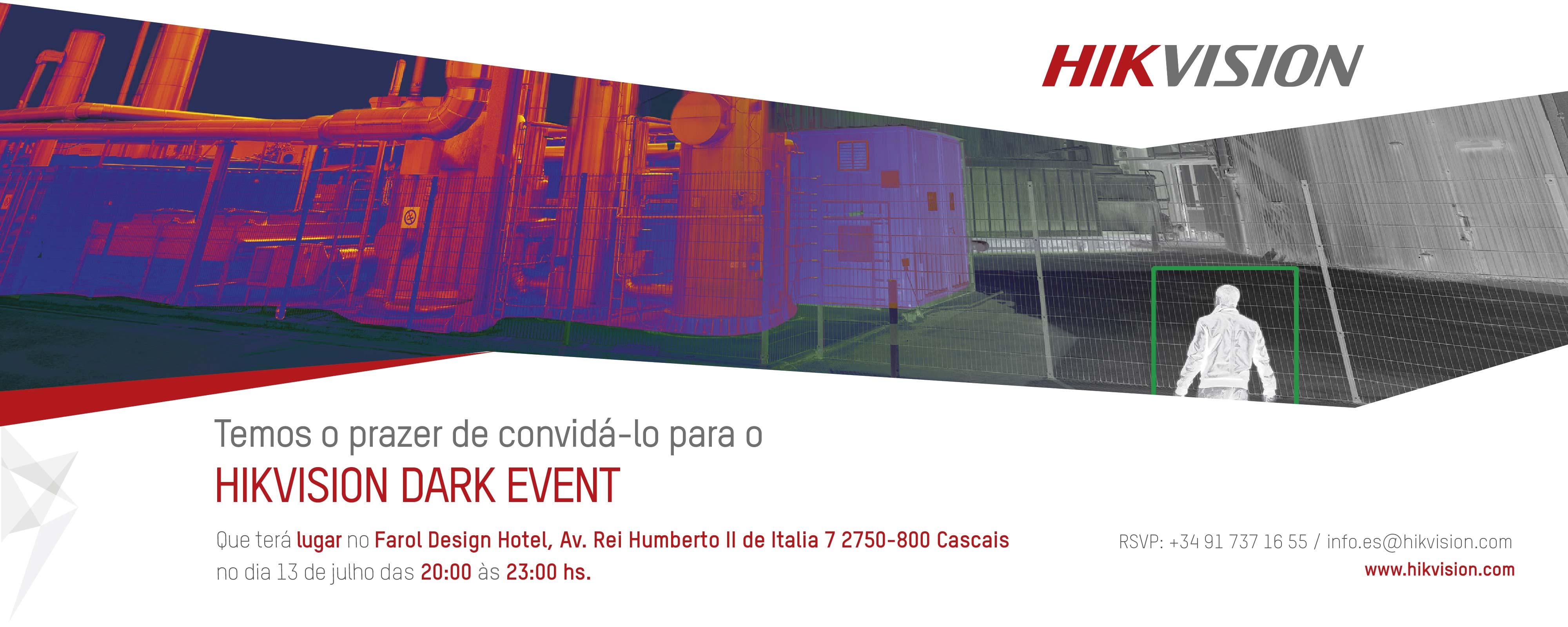 Hikvision Dark Event