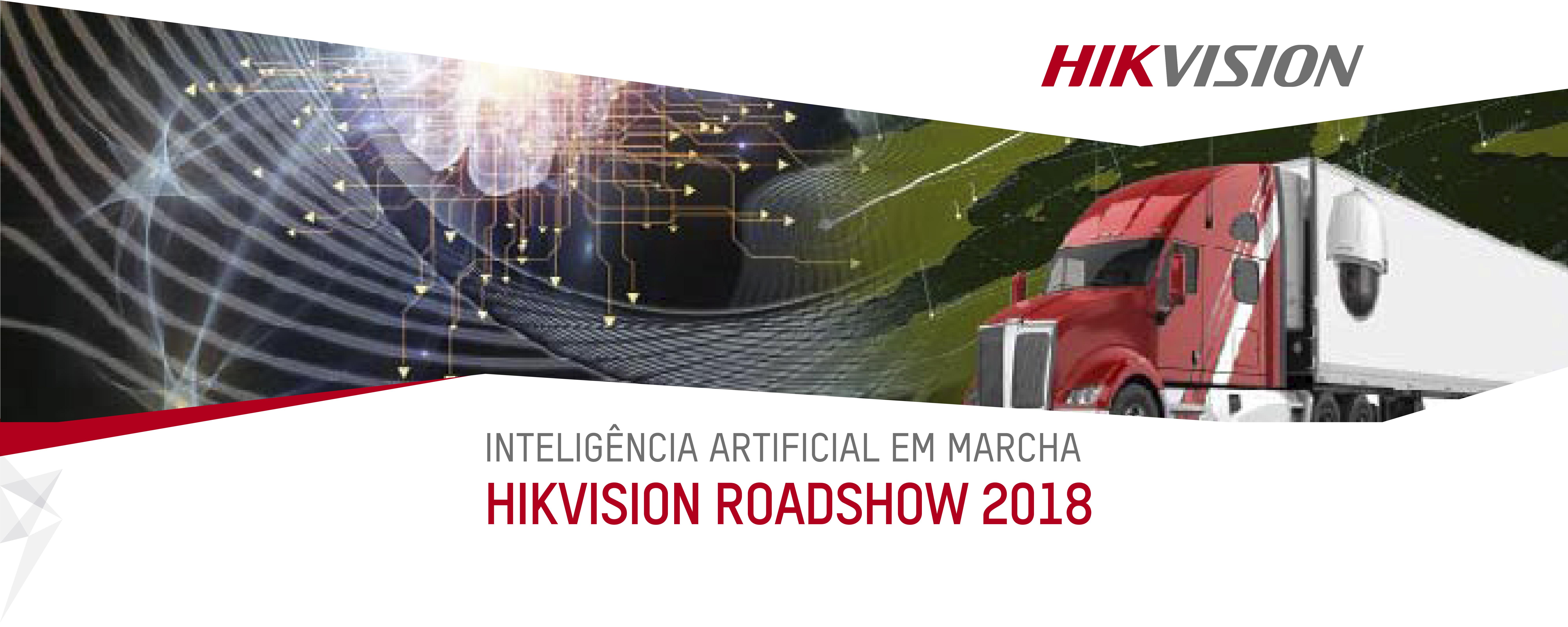 HIKVISION ROADSHOW 2018