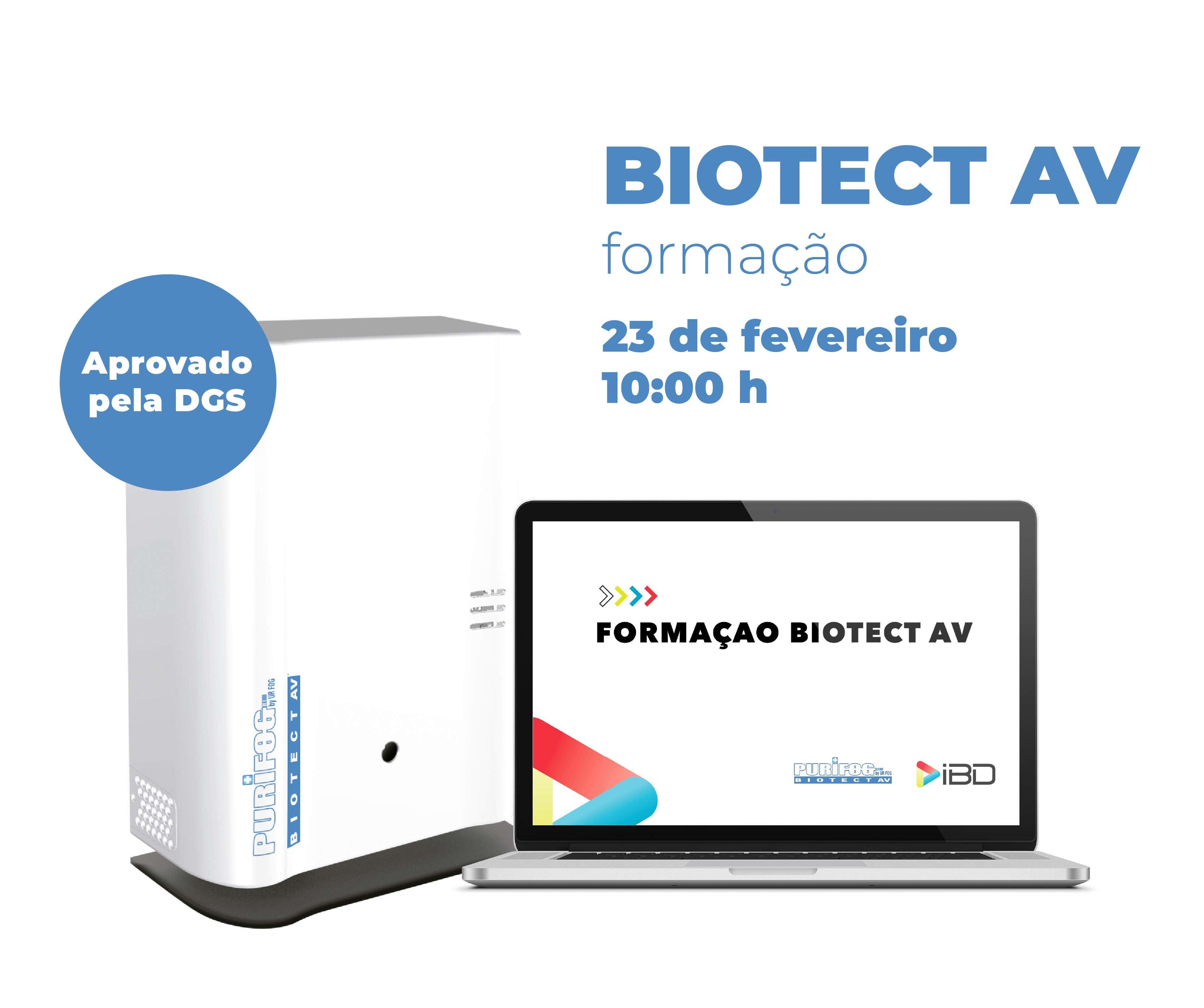 Formação BIOTECT AV